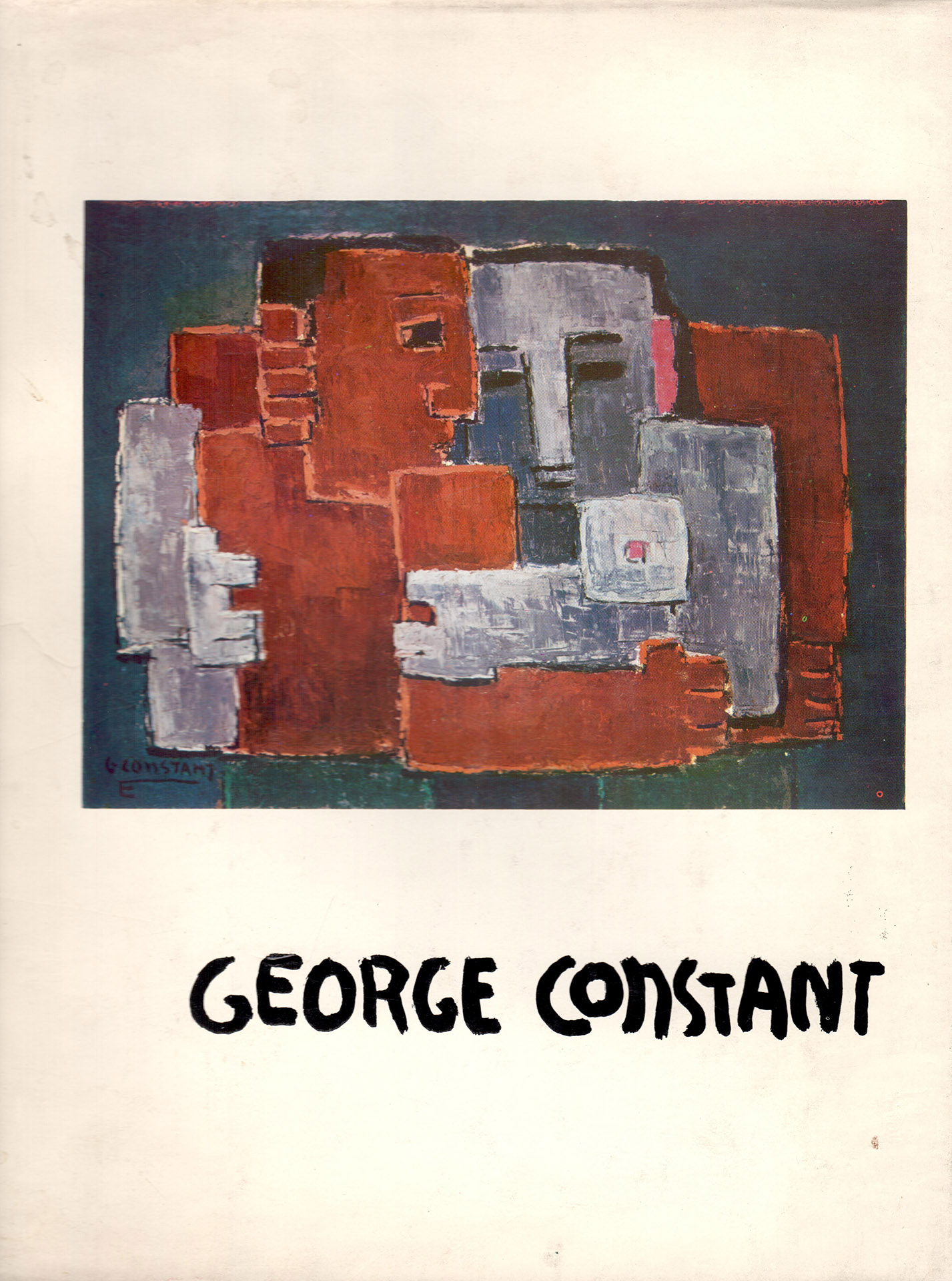 1. GEORGE CONSTANT - BREUNING, PRESTON - ARTS INC[1960]